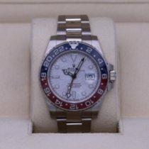 Rolex GMT-Master II White gold 40mm White No numerals United States of America, Tennesse, Nashville