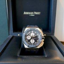 Audemars Piguet Royal Oak Offshore Chronograph Rose gold 44mm Black No numerals Australia