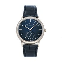 A. Lange & Söhne White gold 38.5mm Automatic 380.028 pre-owned United States of America, Pennsylvania, Bala Cynwyd