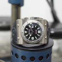 Azimuth Titanium 45mm Automatic Deep Diver new