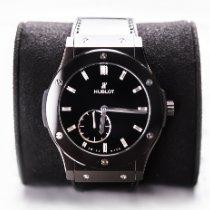 Hublot Classic Fusion Ultra-Thin Ceramic Black No numerals