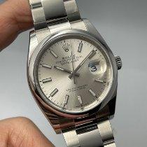Rolex Datejust 126200 New Steel 36mm Automatic Malaysia