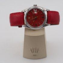 Rolex Oyster Precision Acciaio 34mm Rosso Senza numeri Italia, Andria