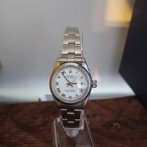 Rolex Oyster Perpetual Lady Date 79160 Nagyon jó Acél 26mm Automata