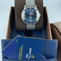 Breitling Superocean Heritage 42 Gold/Stahl 42mm Blau Keine Ziffern Deutschland, Emmerich am Rhein