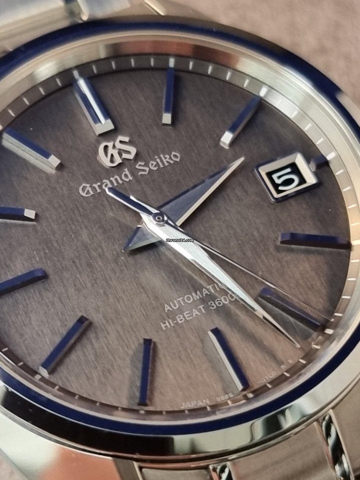 精工 Grand Seiko SBGH279G or SBGH279 2021 新的