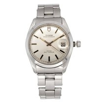 Tudor Prince Oysterdate Steel 34mm Champagne United States of America, Texas, Plano