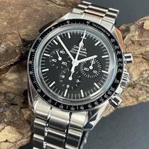 Omega Speedmaster Professional Moonwatch nuovo 2020 Manuale Cronografo Orologio con scatola e documenti originali 31130423001005