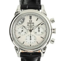 Omega De Ville Co-Axial Steel 35mm Mother of pearl