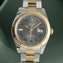 Rolex Datejust II Gold/Stahl 41mm Grau Deutschland, Chemnitz