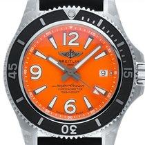 Breitling Superocean 42 Сталь 42mm Oранжевый Aрабские