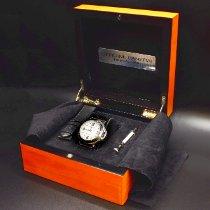 Panerai Luminor Base new 2002 Manual winding Watch with original box PAM 00114