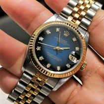 Rolex Lady-Datejust 68273 Good Gold/Steel 31mm Automatic Singapore, Singapore