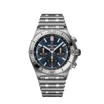 Breitling AB0134101C1A1 Steel 2021 Chronomat 42mm new
