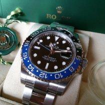 Rolex GMT-Master II 116710BLNR Новые Сталь Автоподзавод