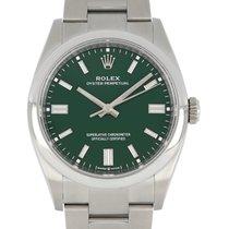 Rolex 126000-0005 Acero 2021 Oyster Perpetual 36 nuevo