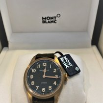 Montblanc 1858 118222 New Bronze 40mm Automatic