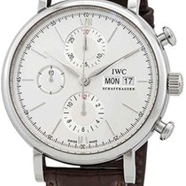 IWC Steel 42mm Automatic IW391027 new