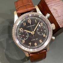 Auricoste Steel 38mm Manual winding pre-owned
