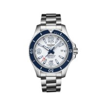 Breitling Superocean 42 new 2021 Automatic Watch with original box and original papers A17366D81A1A1