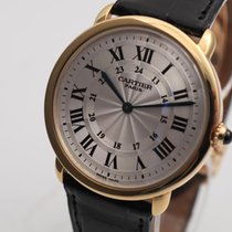 Cartier Ronde Louis Cartier new 1999 Manual winding Watch with original box and original papers 09001