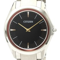 Citizen Eco-Drive One Titanium 36mm Black