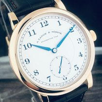 A. Lange & Söhne Rose gold 40mm Manual winding 233.032 pre-owned United States of America, California, Beverly Hills