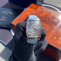 Franck Muller 2852 Dobré Bílé zlato 31mm Quartz