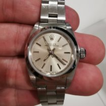 Rolex Oyster Perpetual Steel Champagne No numerals Malaysia, Puchong