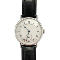 Breguet White gold 34.5mm Manual winding Classique pre-owned