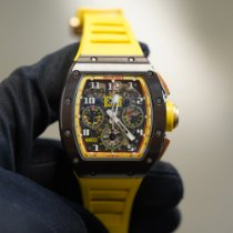 Richard Mille Bronze Automatic pre-owned RM 011