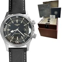 Longines Legend Diver new Automatic Watch with original box and original papers