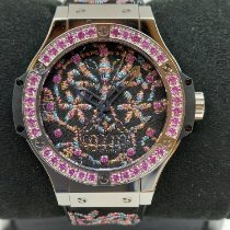Hublot Big Bang Broderie Steel 41mm Black No numerals United States of America, Texas, Houston