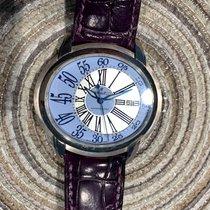 Audemars Piguet Millenary White gold Blue Roman numerals United States of America, Florida, Fort Lauderdale