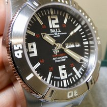Ball Steel 42mm Automatic 2036A pre-owned United States of America, North Carolina, Winston Salem