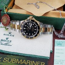 Rolex 16613 Gold/Steel 2002 Sultan 40mm pre-owned United States of America, California, Los Angeles
