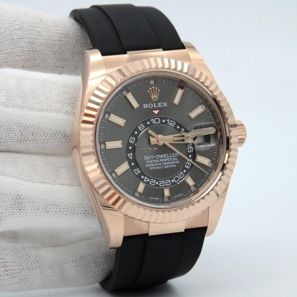 Rolex Sky-Dweller 326235 2021 new