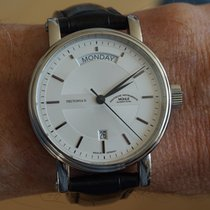 Mühle Glashütte Steel 41mm Automatic M1-33-65-MB pre-owned United States of America, California, San Francisco