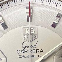 TAG Heuer gebraucht Automatik 43mm Weiß Saphirglas