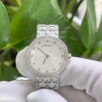 Vacheron Constantin Women's watch Traditionnelle Quartz pre-owned Watch only