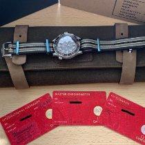 Omega new Automatic Screw-Down Crown Helium Valve Luminous indices 42mm Titanium Sapphire crystal