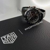 TAG Heuer Carrera Porsche Chronograph Special Edition Stahl 44mm Grau Deutschland, Augsburg