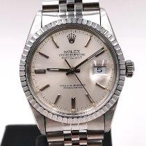 Rolex Datejust usato 36mm Argento Data Acciaio