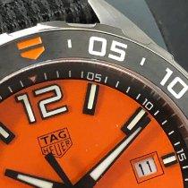 TAG Heuer Formula 1 Quartz Acero 43mm Naranja Arábigos España, ESPAÑA