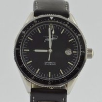 Graf Steel 39mm Automatic pre-owned