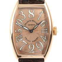 Franck Muller Red gold 38.5mm Automatic 5850CH pre-owned