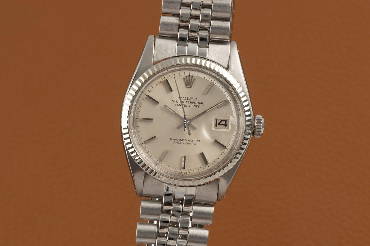 Rolex Datejust 1601 1964 gebraucht