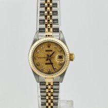 Rolex Lady-Datejust Altın/Çelik 26mm Sarı Rakamsız Türkiye, ANKARA