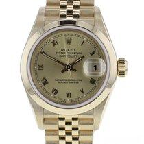 Rolex 79168 Or jaune 2001 Lady-Datejust 26mm