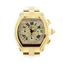 Cartier Roadster 48mm Champagne United States of America, New York, New York